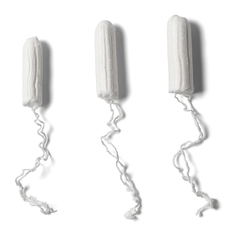 applicator free tampon